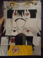 Naruto Draw by coderra4ever