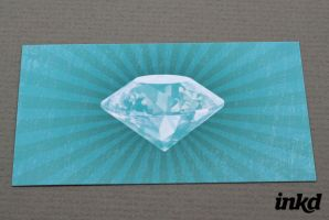 Jewelry Store Business Card by inkddesign