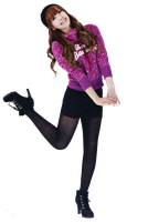 HQ Victoria F(x) PNG by leeaudrey