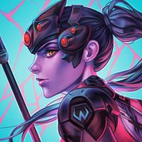 Widowmaker by munette