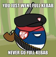 Serbiaball can into meme by Ritualist