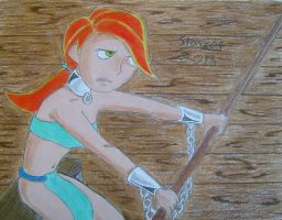 Kim Possible...Galley Slave 1 by stavros1972