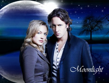 Beth and Mick Wallpaper by Mumzee