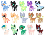 $3 adopts! (10/15 Open!) by Lodidah