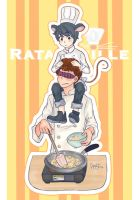 Ratatouille! by magic16879