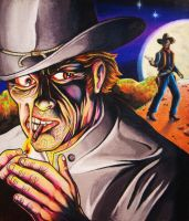 JONAH HEX by GregLakowske