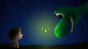 The Good Dinosaur by Jelgrohm