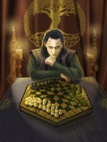 What is your strategy! by Ekatherina91