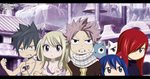 Collab Cover of chapter 540 - Fairy Tail by LucyHeartfiliaR