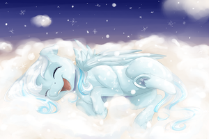 Snowdrop by Chiweee