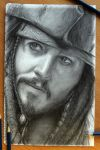 Jack Sparrow by AtomiccircuS