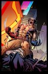 Wolverine Tokyo Cover by Pask