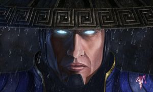 MK Legacy I am Lord Raiden by Esau13