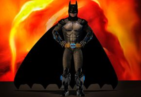 Batman 2012 by hiram67