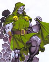 Doctor_Doom_by_Illo_chriss2d by CDL113