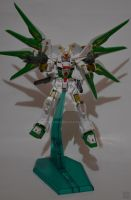 7-11 Strike Freedom Gundam version GFT by angelprisz