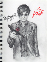 Laurence Beveridge by Mythokell