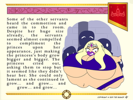 Another Princess Story - Too Much Growth by Dragon-FangX
