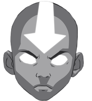 Free Avatar Aang Icon by ZuTarart