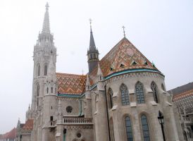 Matthias Church by williamlam
