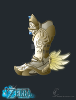 Pegasus Boots/Hover Boots by Know-Kname