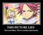 Nice Try But We Know Our Natsu by KKBossa