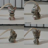 Feathertail Charm by ChibiSilverWings