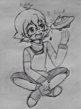 Pidge by RoseDra90n