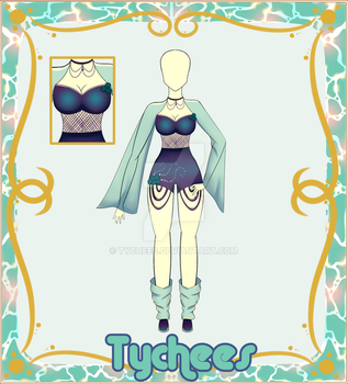 Outfit Adoptable! #4! (CLOSE!!!) by Tychees