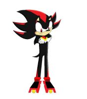 shadow the hedgehog by abejasong