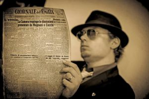 Newspaper by Cosmy-Milord