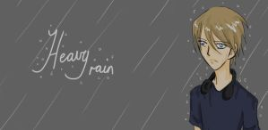 Pewdiepie Heavy Rain by AllimacLyra