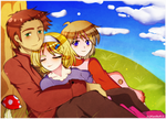 APH:Naptime by vanille913