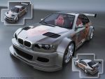 BMW M3 by dhedheahmed