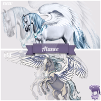 Alanee Comparison by Aurelia2011