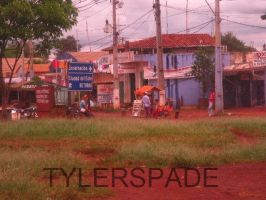 Welcome to paraguay by Tylerspade