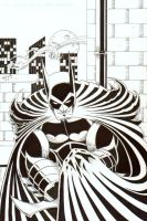 Batman Inked by CliffEngland