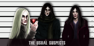 The Usual Suspects I by Patilda