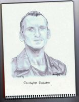 Christopher Eccleston II V2 by eurasia-art