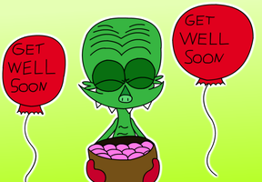 COMM Get Well Soon Betty~ by LillyTheSeedrian