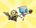 Minions Will Be Minions by caboosemcgrief