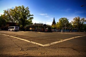 2nd St Chico HDR by ajohns95616