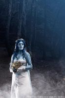 Emily, corpse bride cosplay by Nanatanebramorte