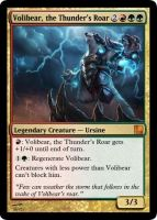 Volibear the Thunders Roar by Swend