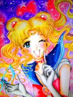 Sailor Moon III by ArtsyVana