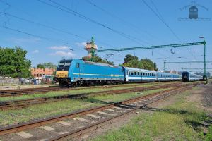 480 003 in Gyor - 2014 - by morpheus880223
