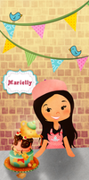 Marielly by elicoronel16