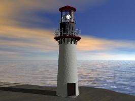 Common Lighthouse by ThePickle