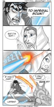 SW Rebels: Different Journey AU FF 36 by carrinth