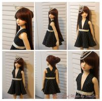 Little Black Dress by SheCow